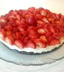 Schokokeks-Erdbeer-Torte bearbeitet