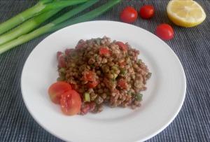 Linsen Salat bearbeitet neu