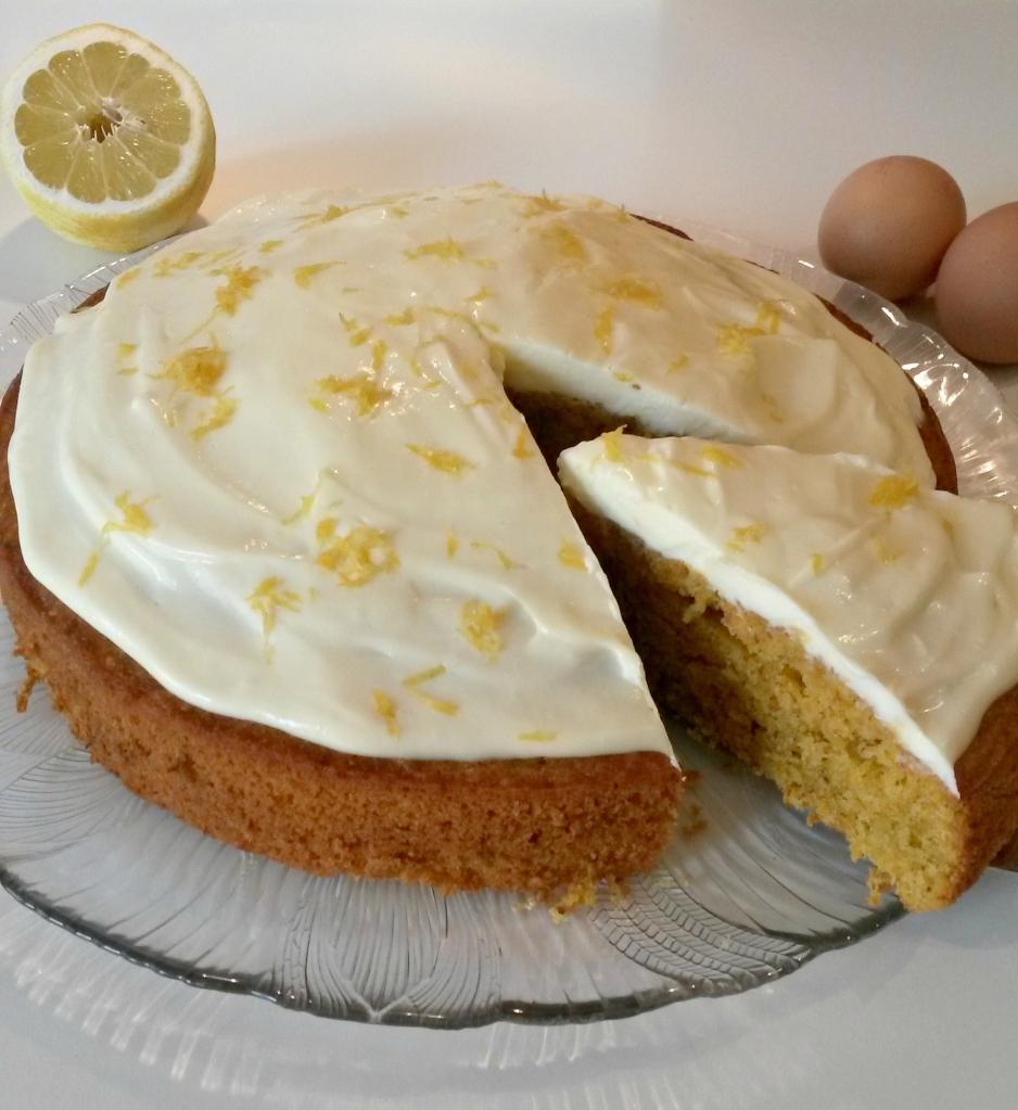 Rübli Kuchen bearbeitet