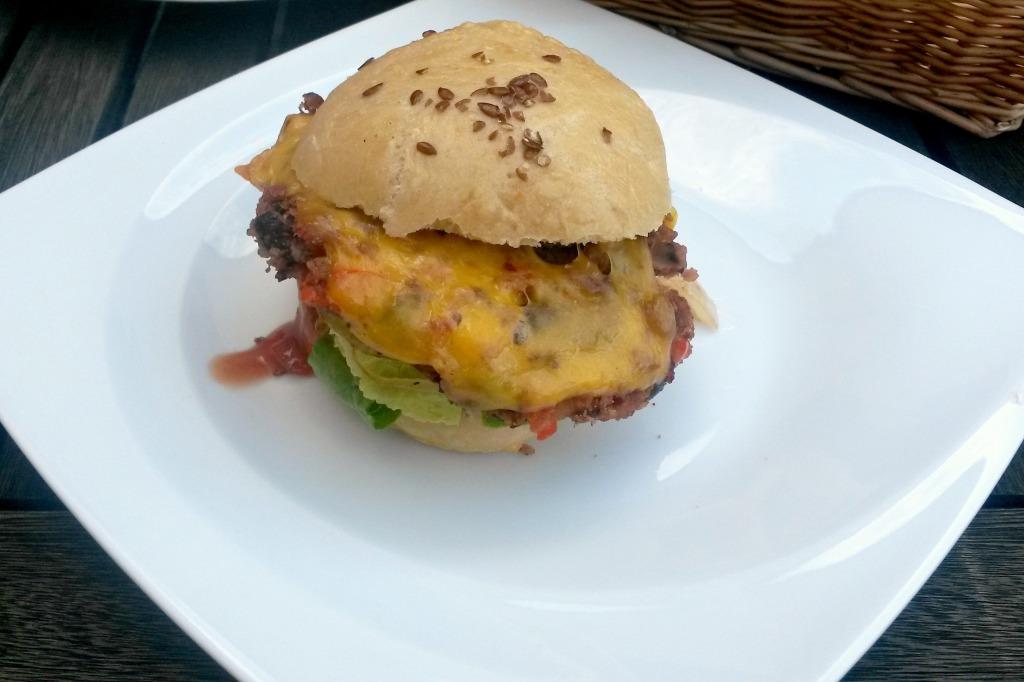 TexMex Burger bearbeitet