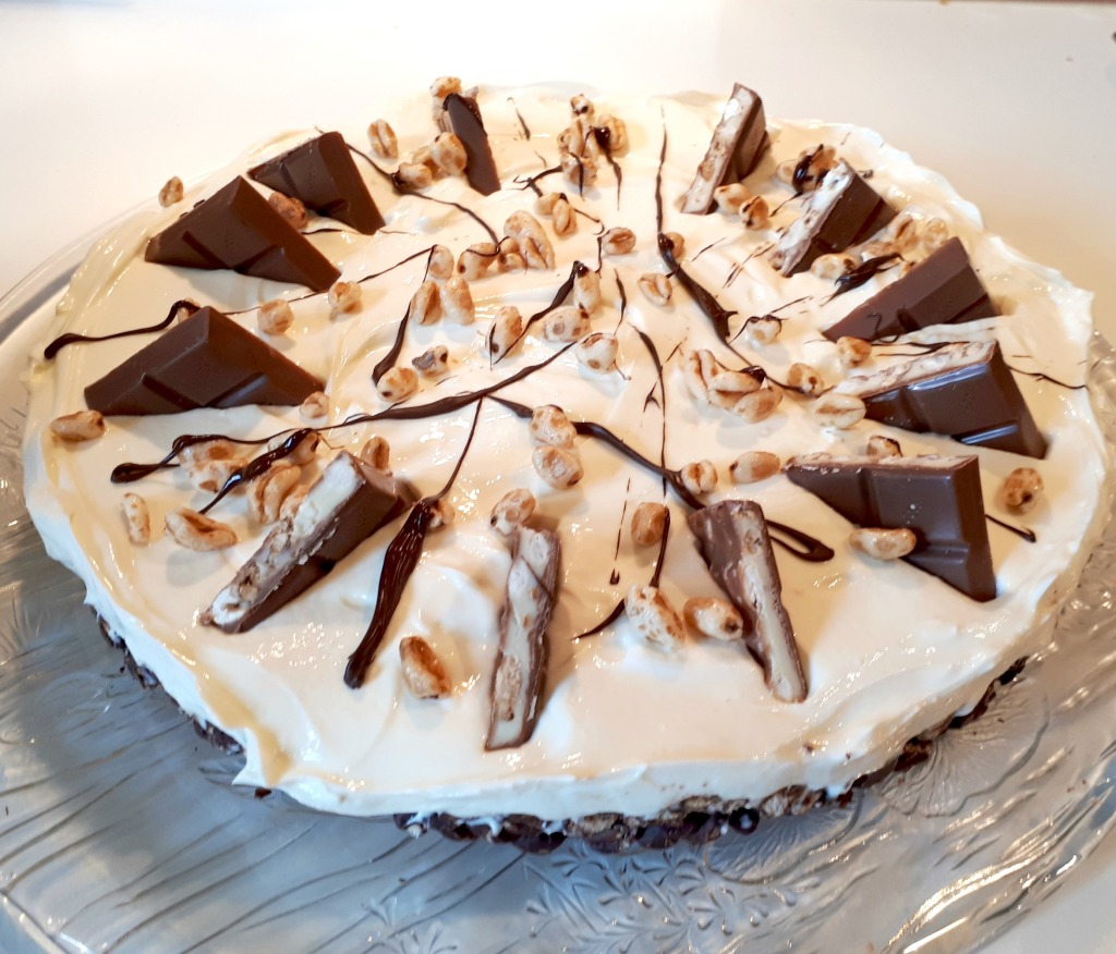 Kinder Country Torte