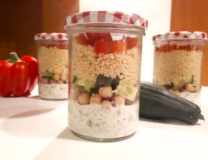 MIG orientalischer Couscous Salat